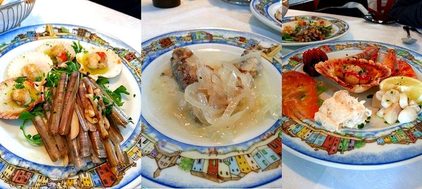 Dining Trattoria Al Gatto Nero Burano Venice Italy Make Spoons